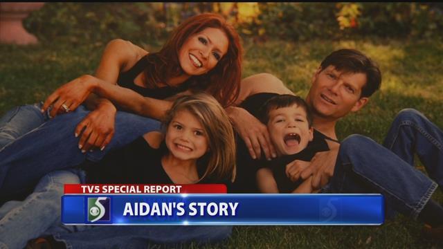I-Team report: Aidan's story
