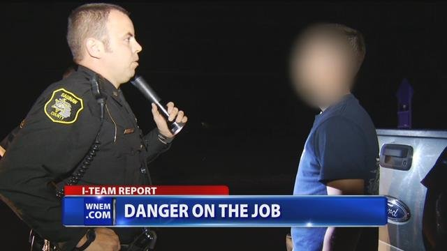I-Team report: Day on the job as a sheriff's deputy