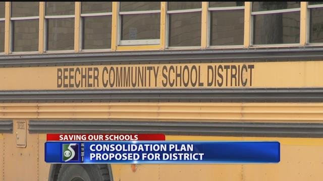 School district plans to consolidate to 1 campus
