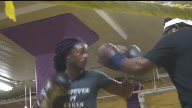 Claressa Shields prepares for next fight