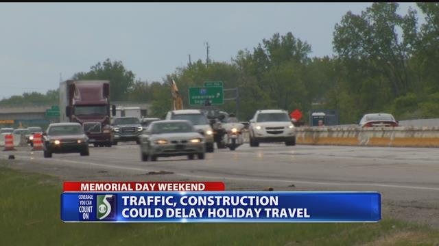 What drivers can expect traveling Memorial Day weekend