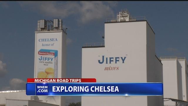 Michigan Road Trip: Chelsea