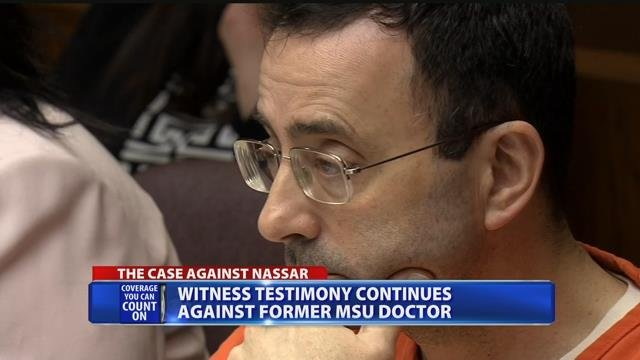 Witness testimony continues against former MSU doctor