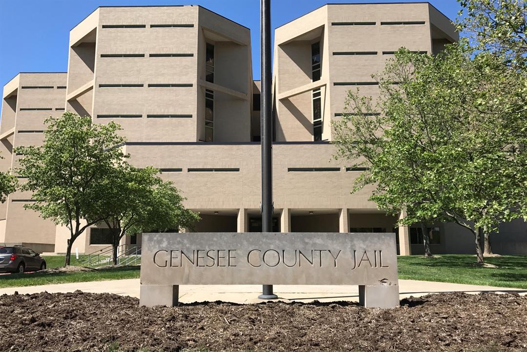 Genesee County Jail (Source: WNEM)