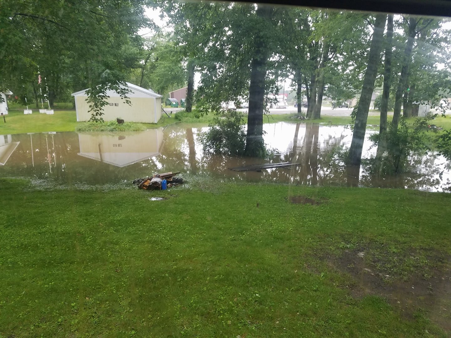 mid michigan on road to recovery after heavy rain flooding wnem