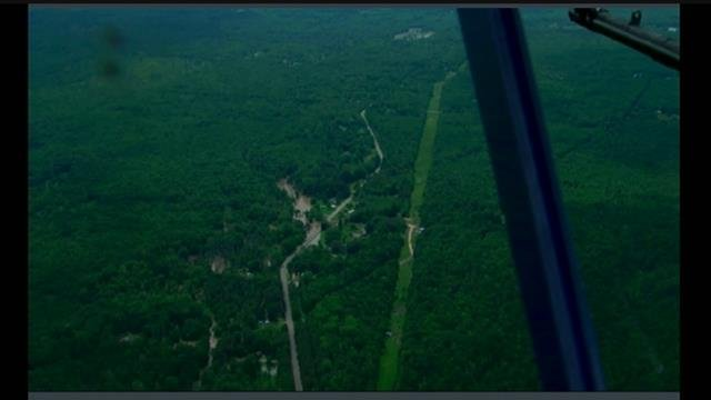 Video 1: Aerial view of Isabella County