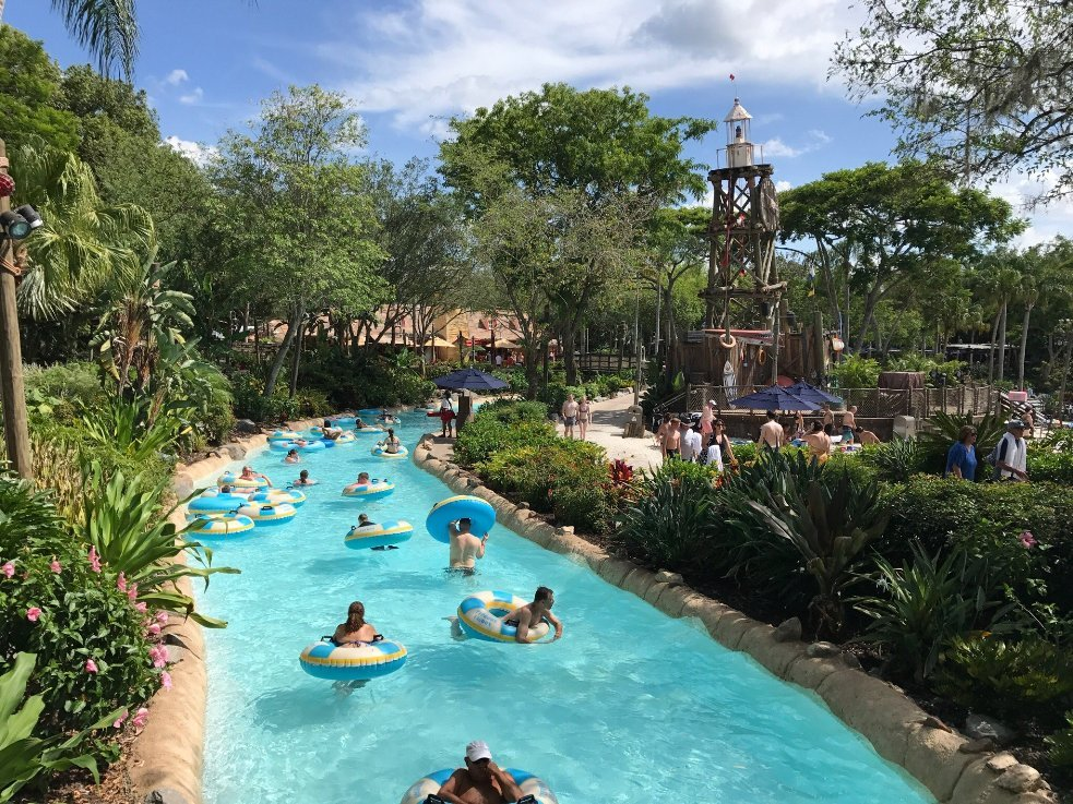 Disney's Typhoon Lagoon Water Park in Orlando, Florida (Source: TripAdvisor)