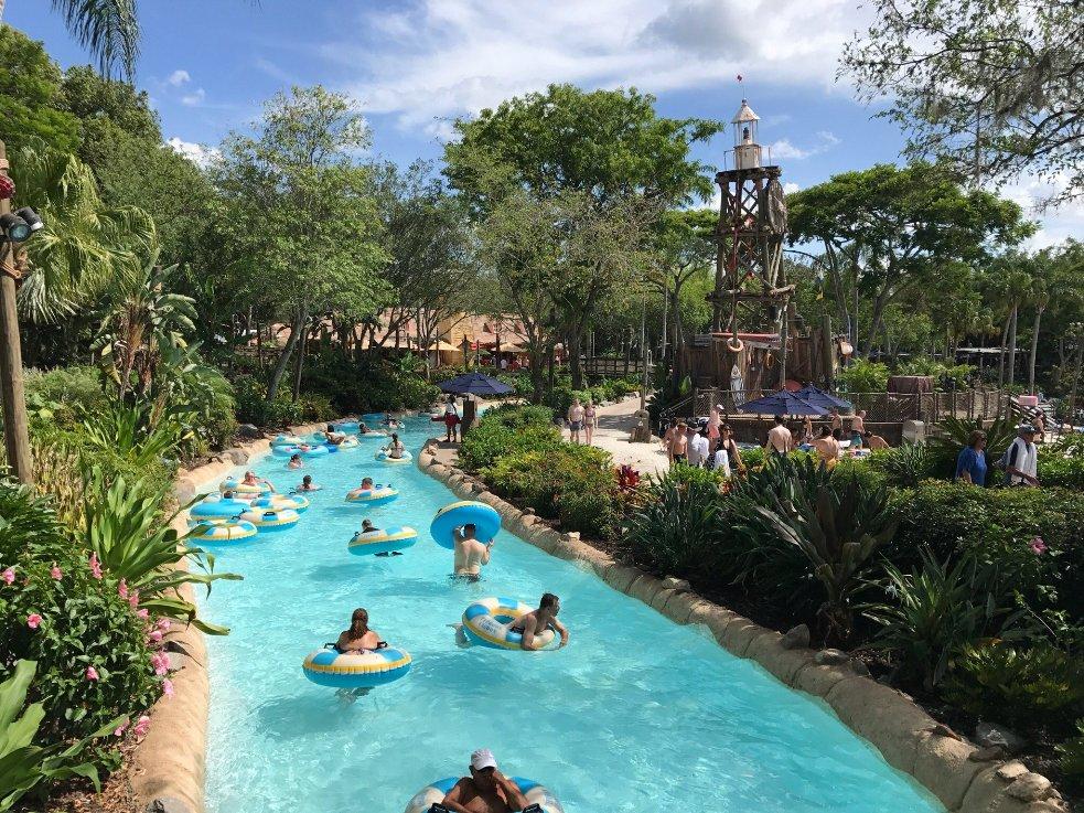 Disney's Typhoon Lagoon Water Park in Orlando, Florida (Source: TripAdvisor)