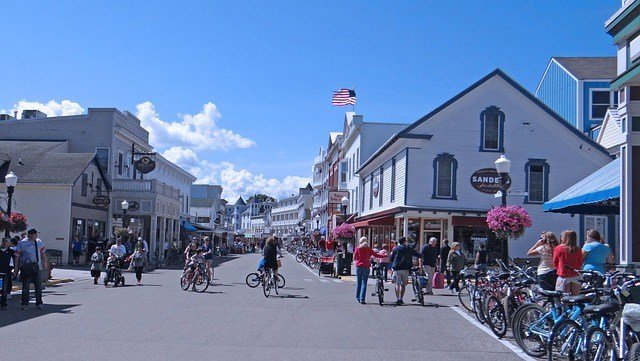 Mackinac Island (Stock photo)