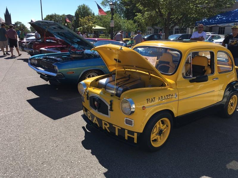 22nd annual Cool City Car Show and Cruz - WNEM TV 5