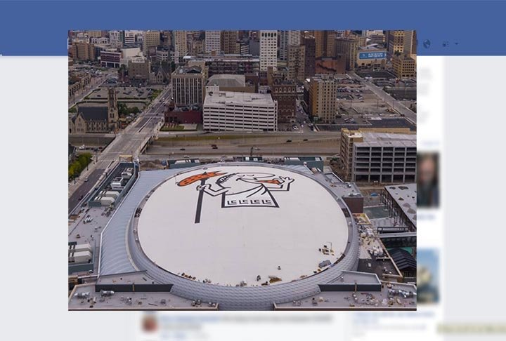 Source: Little Caesars Arena