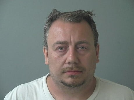 Keith Riselay (Source: Tuscola County Sheriff)