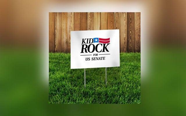 Kid Rock Might Be Planning Senate Run