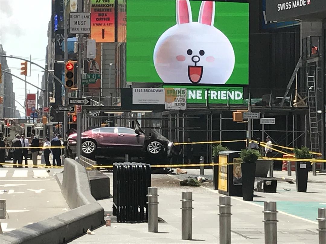 Times Square Crash Suspect Richard Rojas Pleads Not Guilty