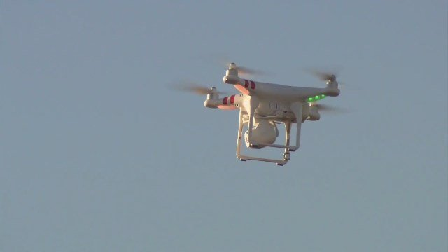 Michigan lawmaker wants to ban drones over prisons