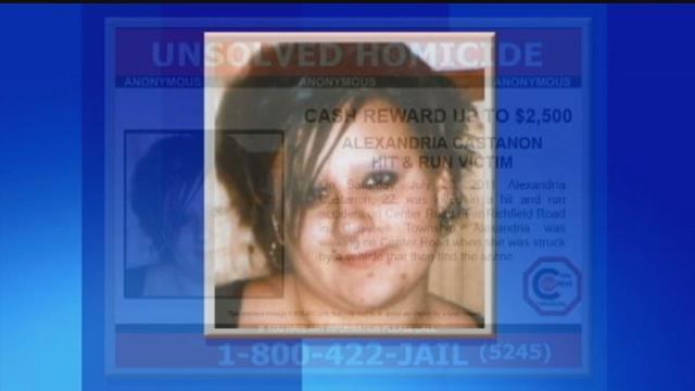 Looking for Alexandria Castanon's killer