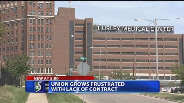 Video: Nurses could strike if contract isn't reached soon