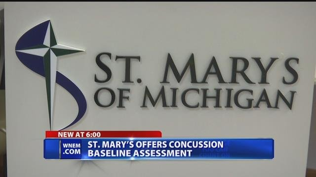 Video: Doctors recommend student athletes take concussion assessment