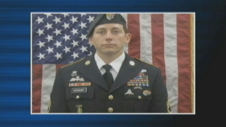 Sgt. 1st Class Michael Cathcart