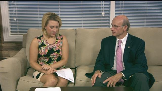 Discussing dual enrollment for high school students