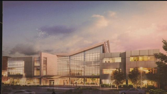 Demolition begins on MidMichigan Medical Center building