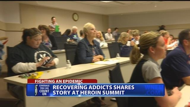Video: Leaders come together to fight heroin epidemic