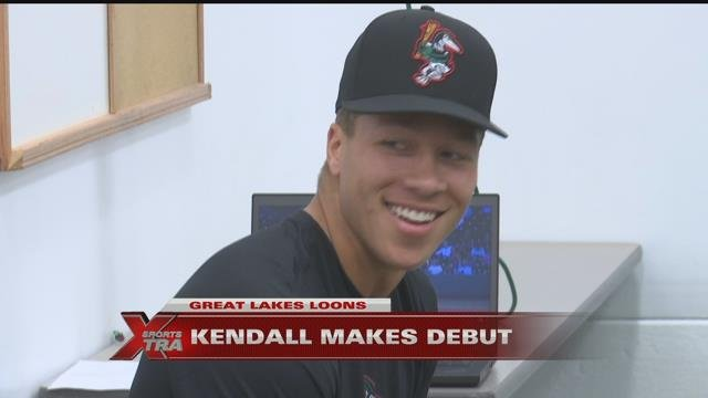 Dodgers 1st round draft pick joins Loons