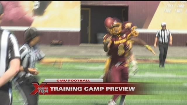 CMU football to feature new offense
