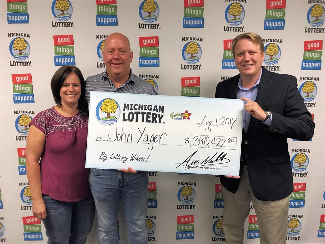 Source: Michigan Lotto