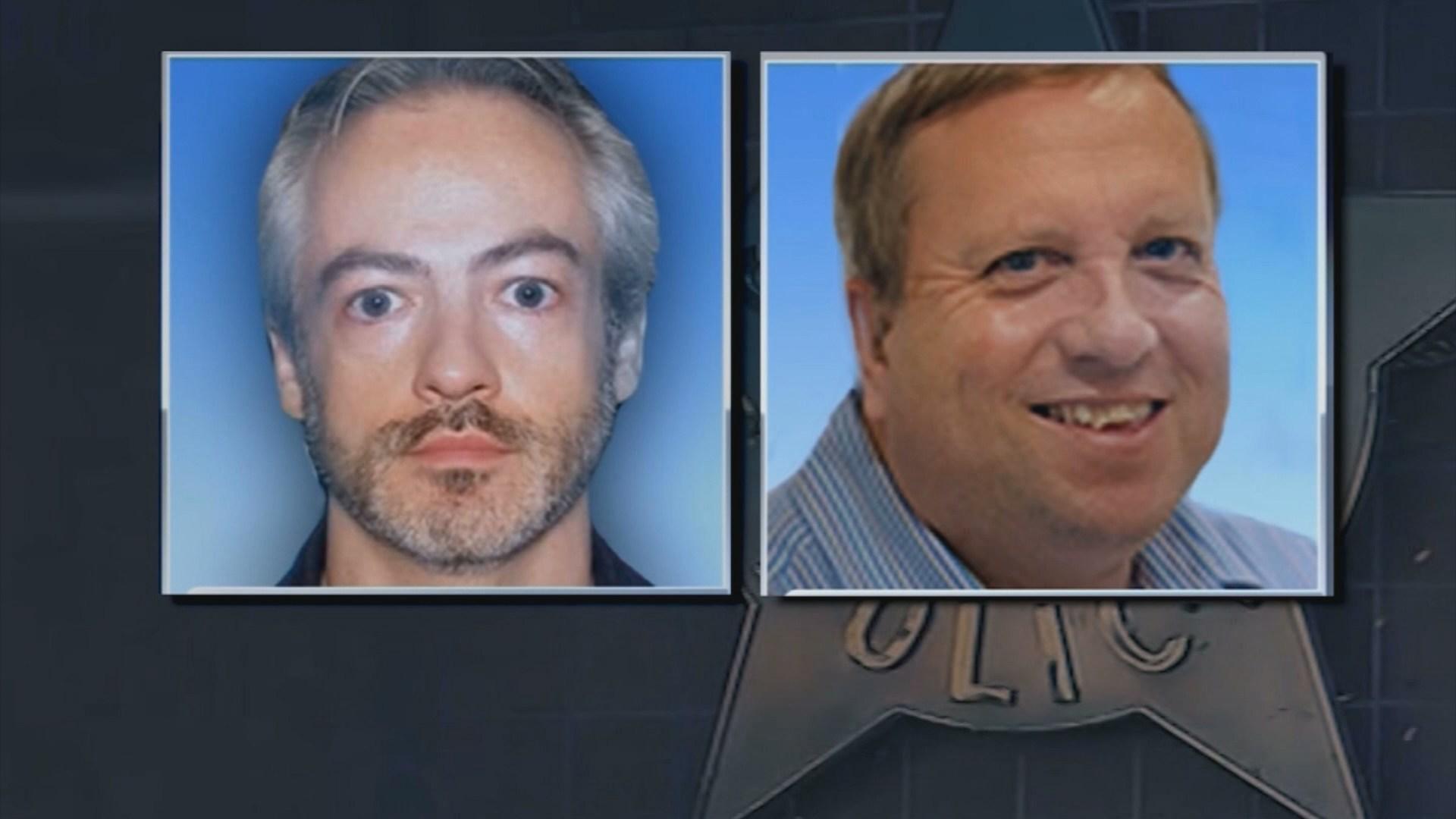 Wyndham Lathem (left) and Andrew Warren (Source: CNN)