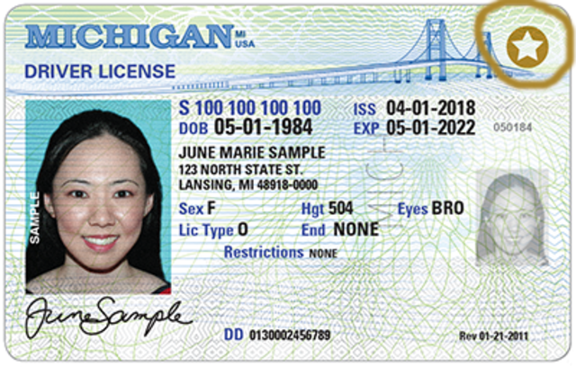 New Michigan Driver S Licenses Begin Monday Wnem Tv 5