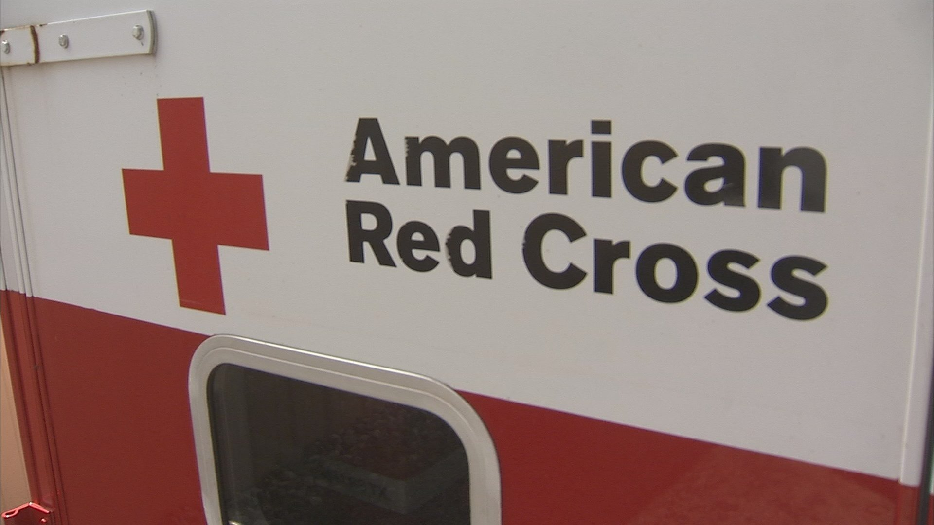 Red Cross mobilizes to help victims of Hurricane Harvey