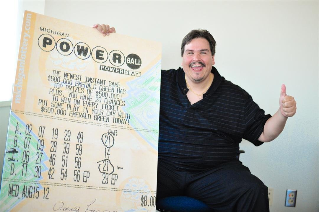 Photo provided by Michigan Lottery