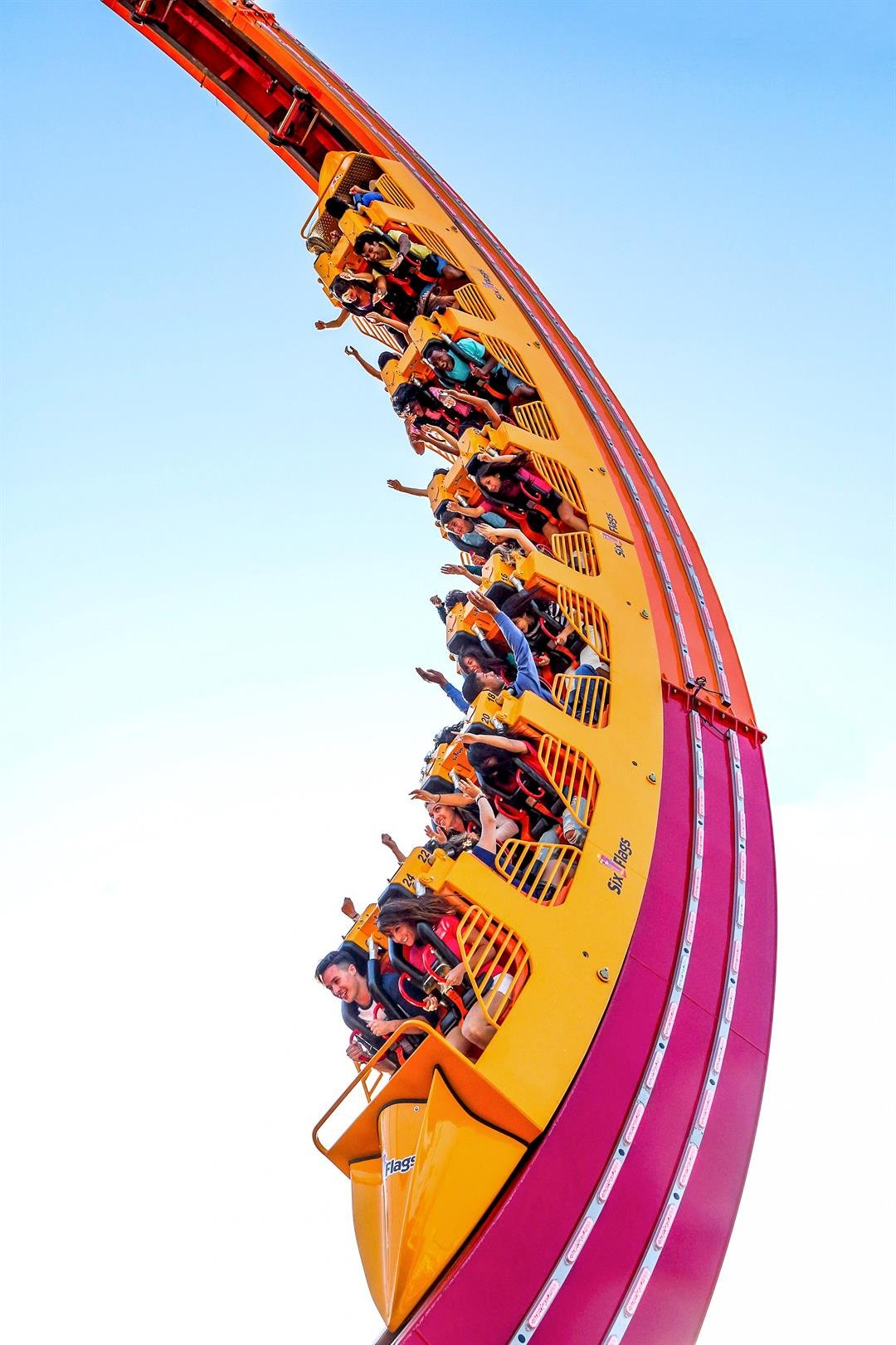Source: Six Flags Entertainment Corporation