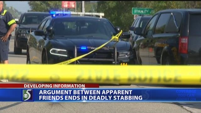 Video: 'Very bizarre': Argument among friends turns into deadly stabbing