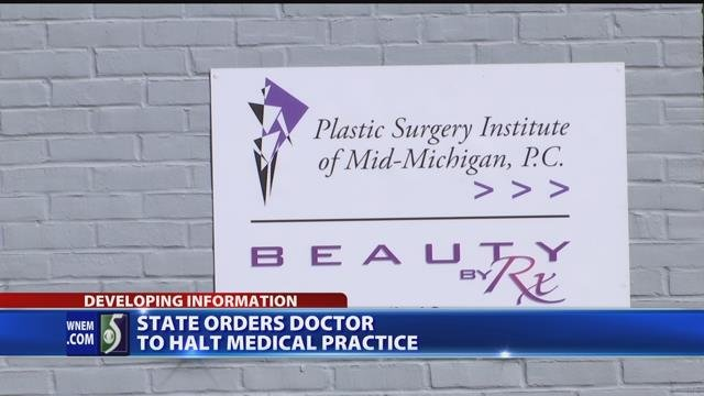 Video: Patients left in limbo after Midland doctor's license suspended