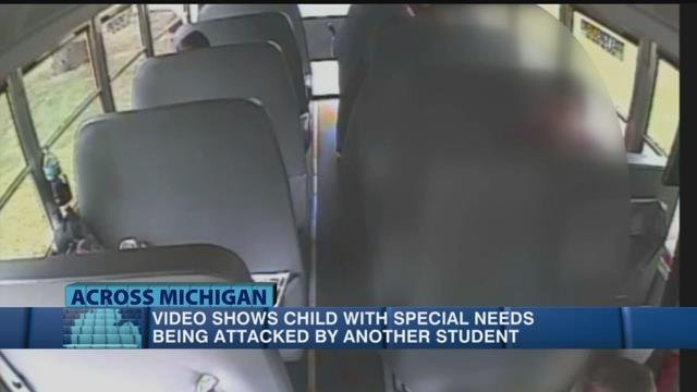 Video: Boy with autism attacked on school bus