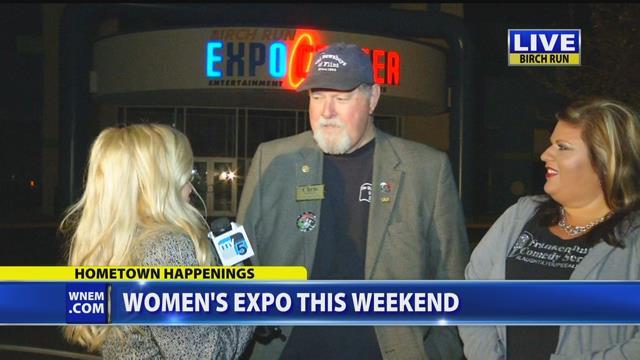 Women's Expo this weekend in Birch Run