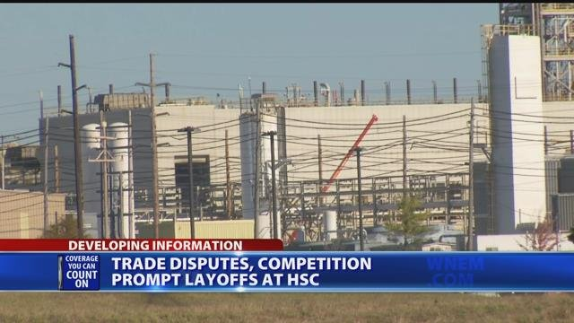 Video: Hemlock Semiconductor cutting about 100 jobs