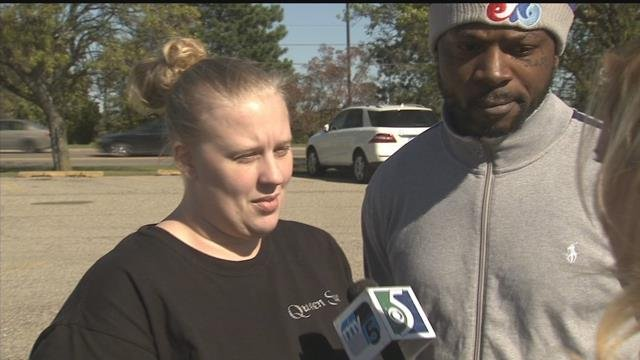 RAW video: Parents of 3-year-old shot, killed in Flint speak out