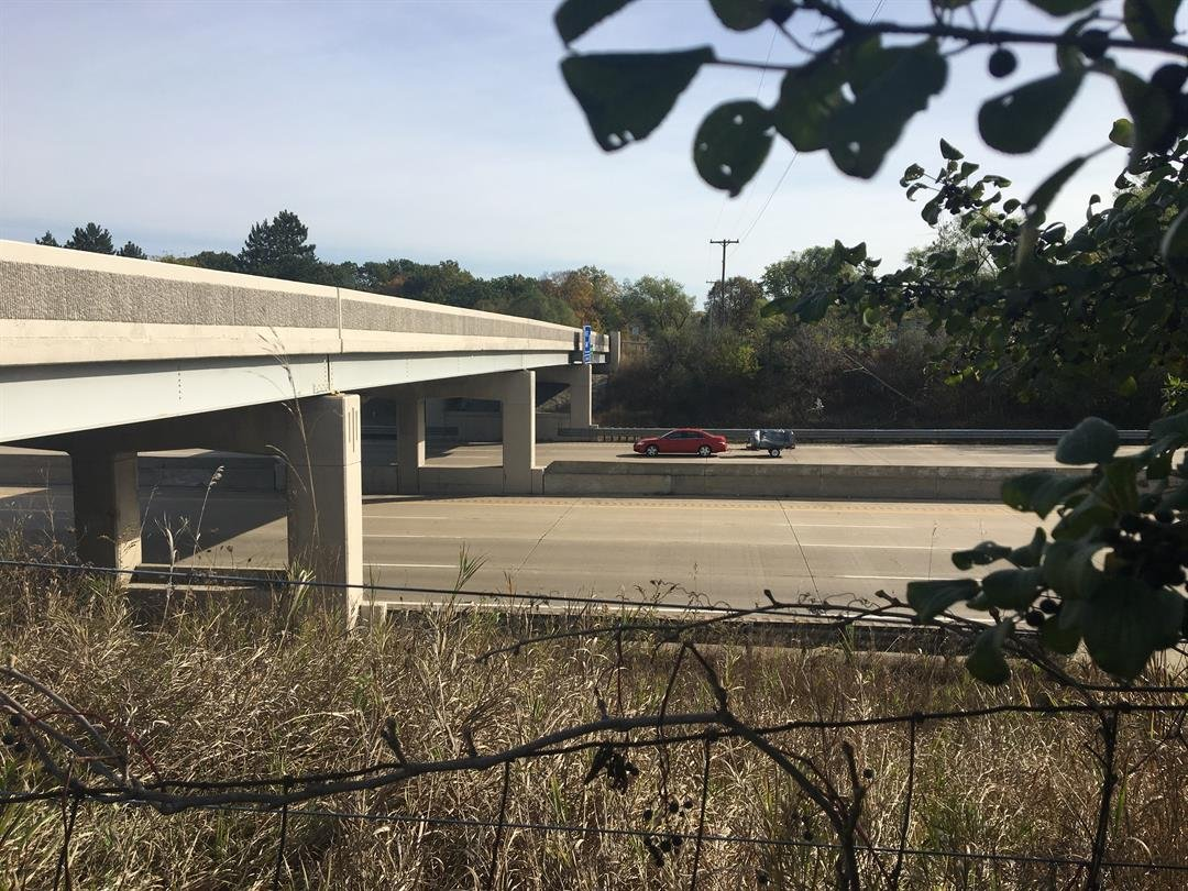 Man killed after concrete chunks thrown from overpass
