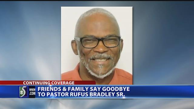 Video: Community remembers beloved pastor, friend