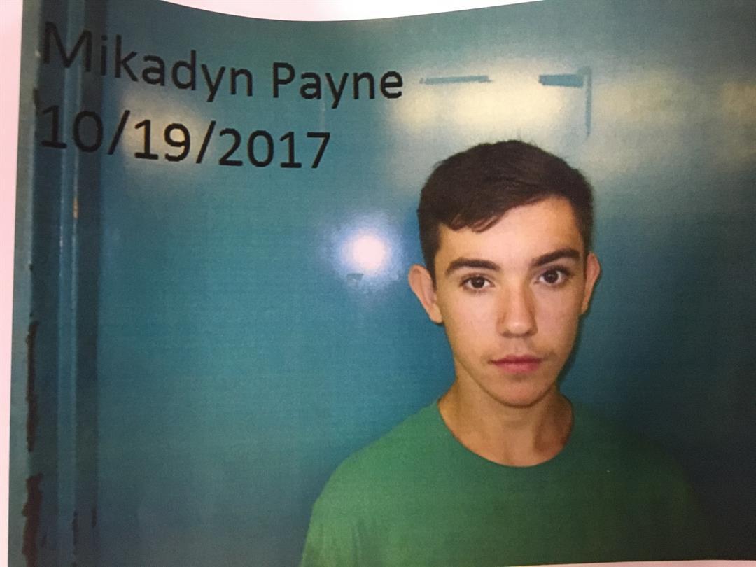Mikadyn Payne (Source: Genesee County Sheriff)