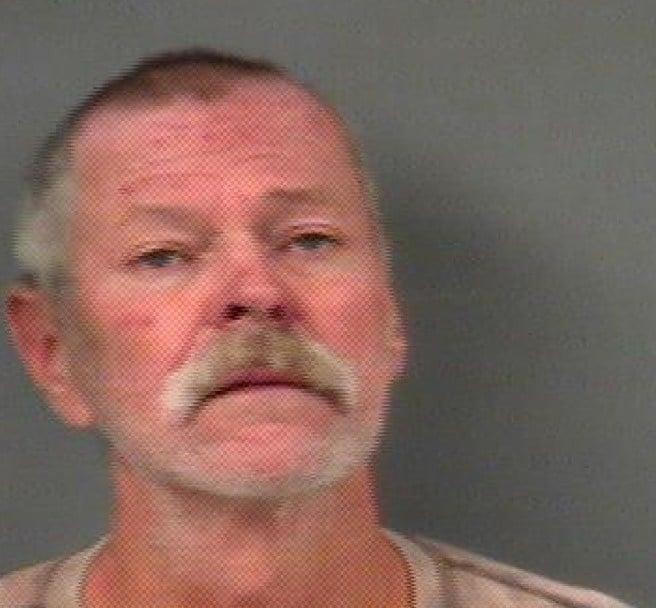 Roy Purple (Source: Mason County Jail)