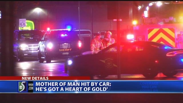 Video: Police identify good Samaritan hit by vehicle while helping another driver