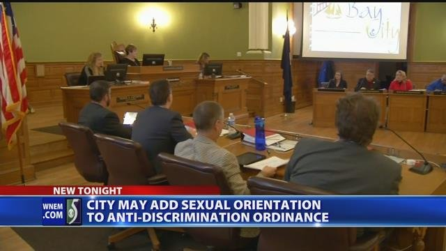 Video: Bay City council moves forward with anti-discrimination ordinance