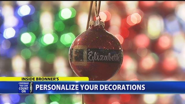 Video: Decorations at Bronner's CHRISTmas Wonderland