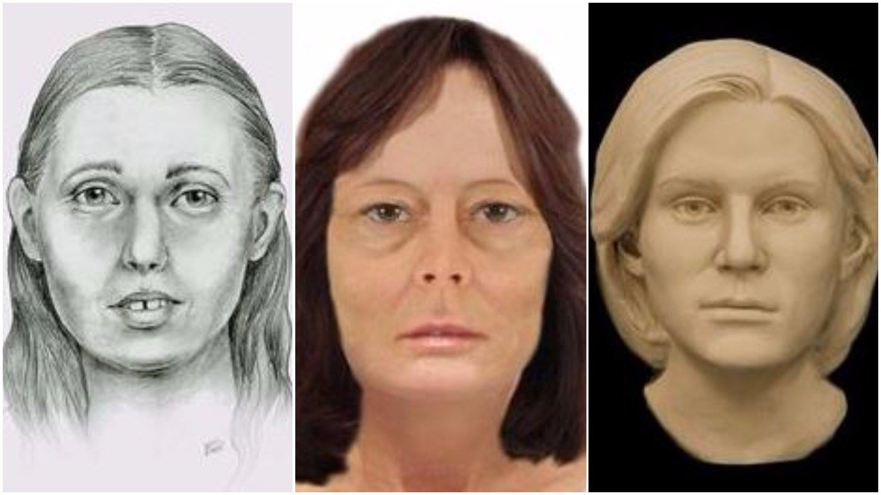 Several artistic renderings of the remains (Source: MSP)