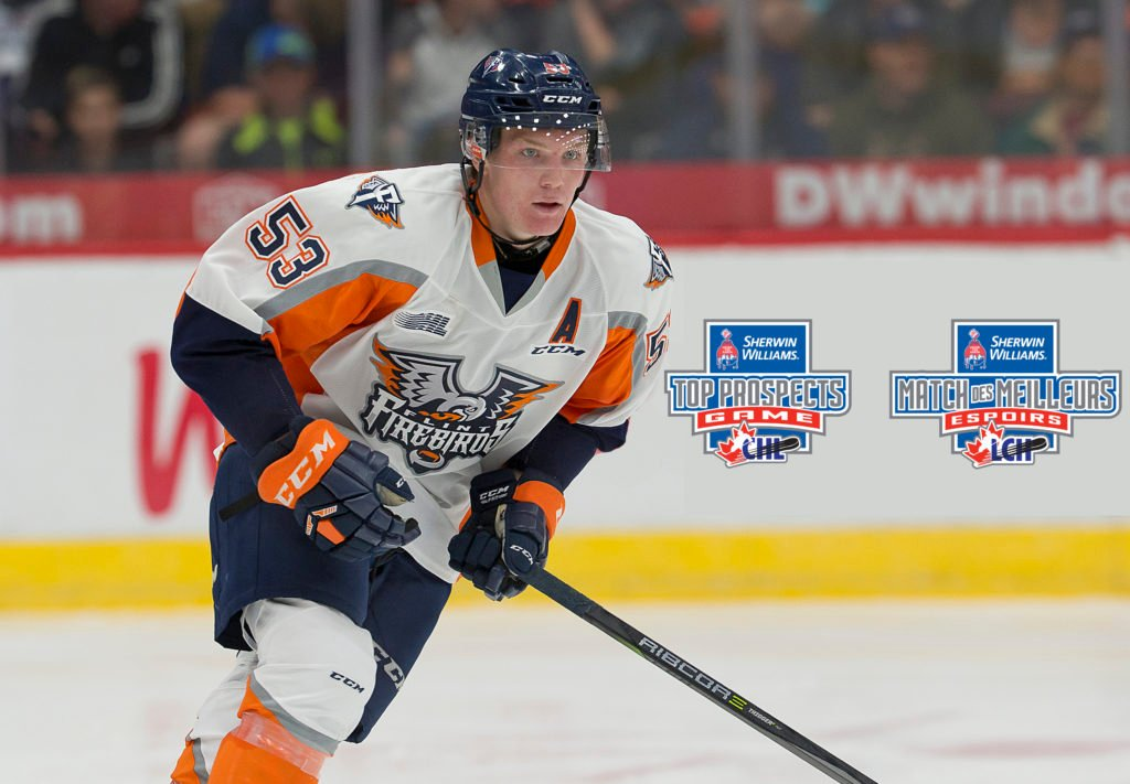 Chiefs' Ty Smith earns spot in CHL/NHL Top Prospects Game