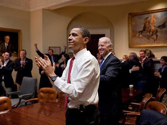 Official White House Photo/Pete Souza